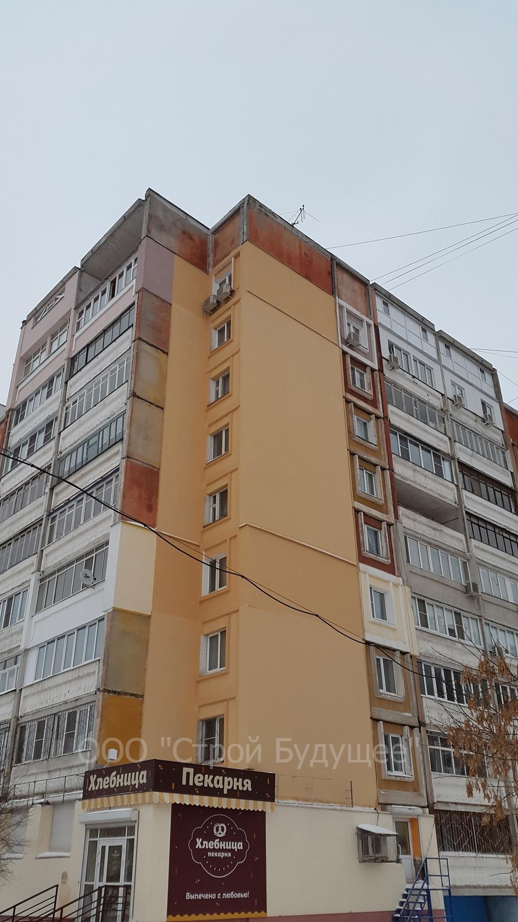 Ремонт рустов на фасаде цены